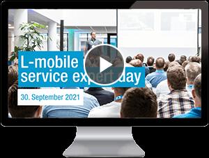 service management system L-mobile expert day 2021