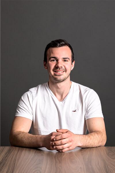 L-mobile Mitarbeiter Steffen Wieland