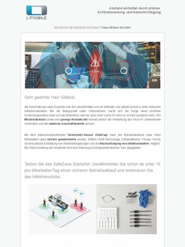 Praxis-Info Covid-19 Sensoren unterstützen Mindestabstand On Demand Webcast Seite 1