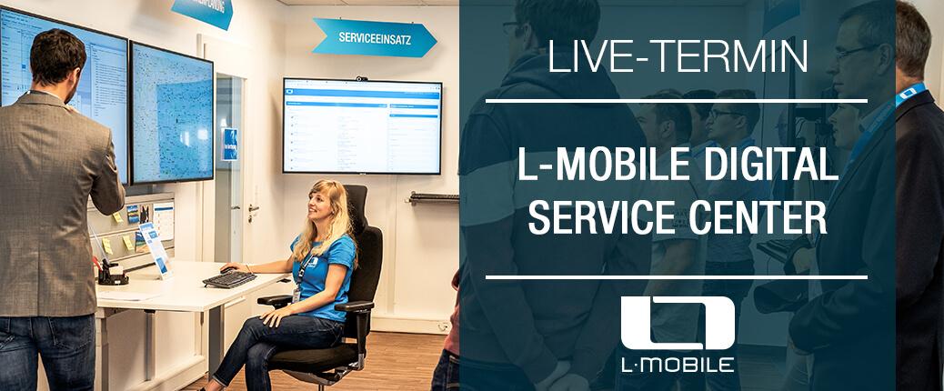 Live Termin Digital Service Center - Digitales Service Management