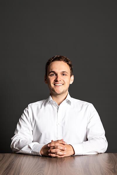 L-mobile Mitarbeiter Christoph Rixe