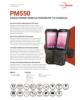 Datenblatt – PM550