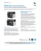 Flyer – ZT400 Series Industriedrucker