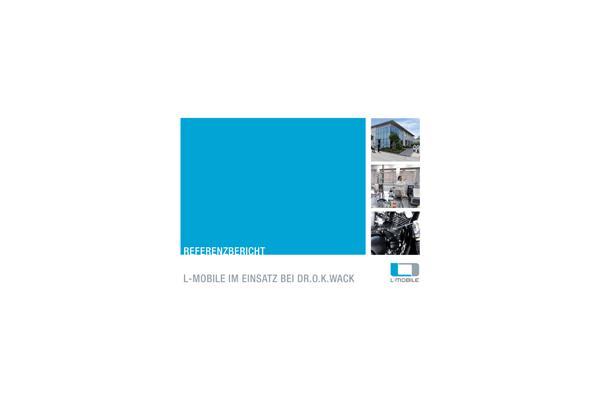 Referenzbericht – L-mobile CRM – Dr. O. K. Wack